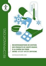 Brochure Conseil de l'ordre des pharmaciens