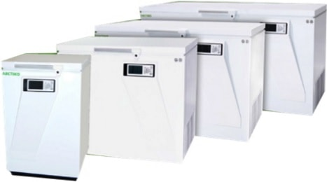 Laboratory freezers: Chest freezers