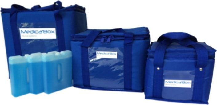 Flexible cooler bags