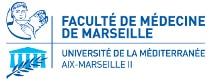 Logo Faculté de Médecine de Marseille - Université de la Méditerranée Aix-Marseille II