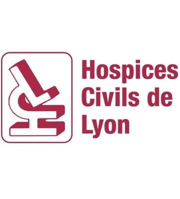 Logo des Hospices Civils du Lyon