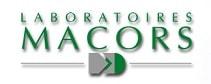 Logo des Laboratoires Macors