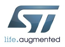 Logo ST - life.augmented