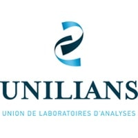 Logo Unilians - Union de Laboratoires d'Analyses