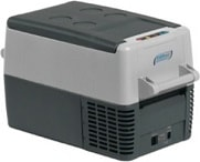 Refrigerated portable coolers