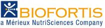 Logo Biofortis - a Mérieux NutriSciences Company