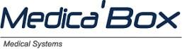Medica'Box Logo brand - AccsA'tech company