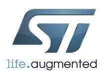 Logo ST - life.augmented
