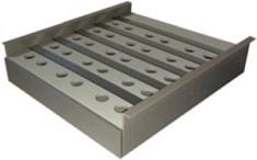 Accessories for Serum bank / Biobank: Rack calibrator tubes