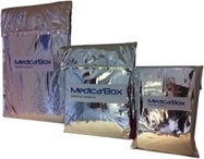 Refrigerated isothermal bags
